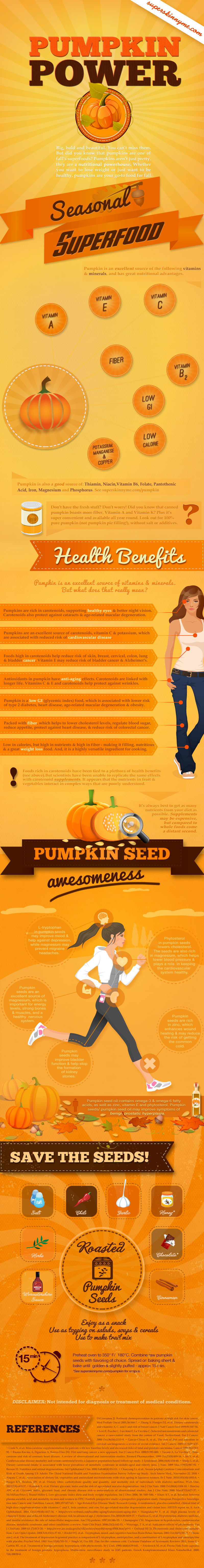 Pumpkin Power: Why pumpkins are a superfood