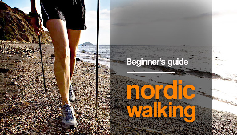 Beginner's guide to Nordic walking