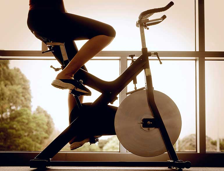 Beginner's guide to spinning class