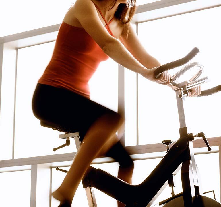 How to Use the Stationary Bike