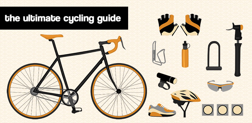 Ultimate guide to cycling