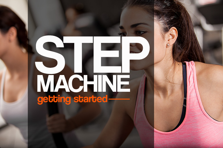 Beginner's guide: Step machine