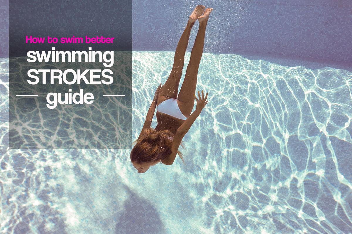 how to improve swim stroke