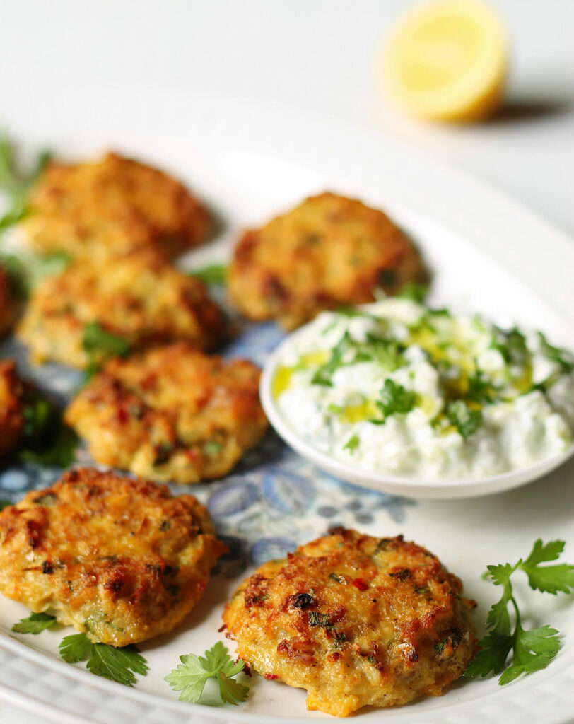 Oven-Baked Healthy Fish Cakes Recipes