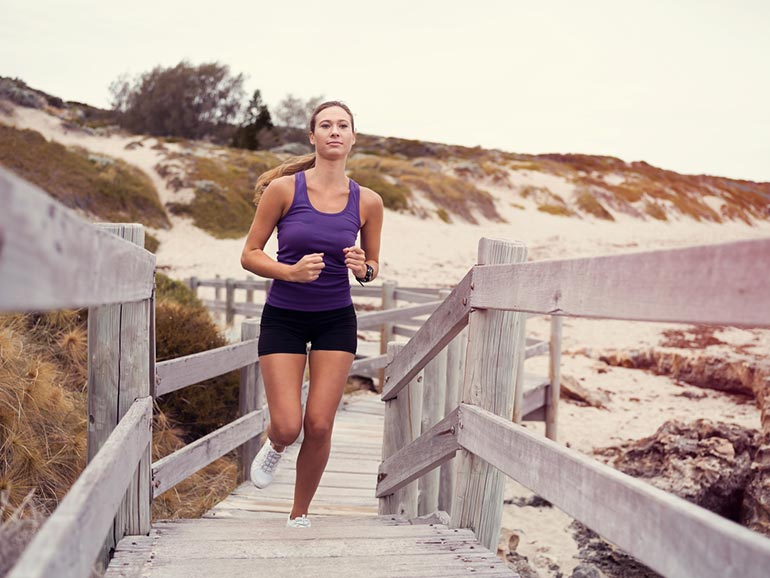 Fun calorie-burning activities to do at the beach