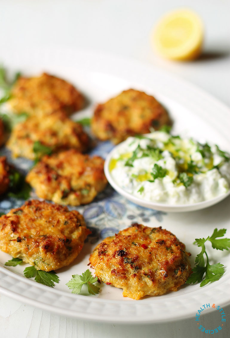 Oven baked fish cakes how to make healthier fish cakes for Baked fish cakes