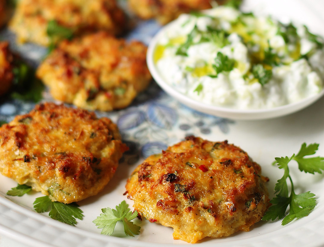 Oven baked fish cakes how to make healthier fish cakes for How to make fish patties