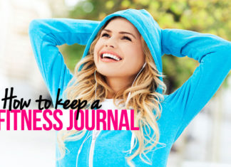 How to keep a fitness journal