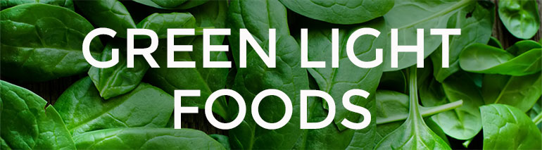 Paleo Diet: Green light foods
