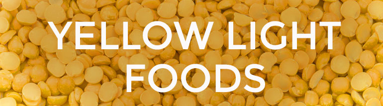 Paleo Diet: Yellow light foods