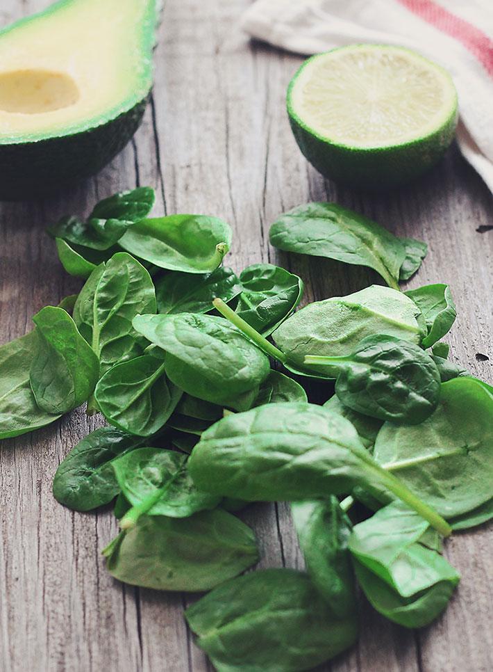 Avocado, Kiwi & SpinachGreen Smoothie