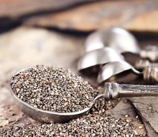 How to use chia seeds & their health benefits