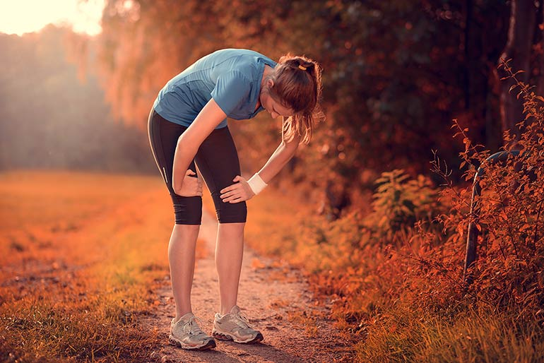 How and when to work out if you have a cold