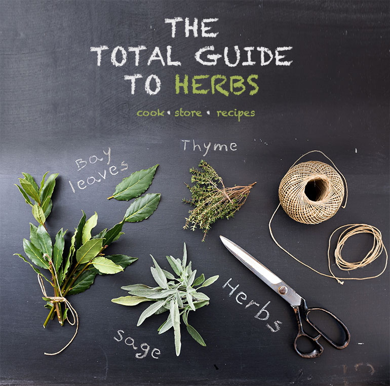 Total Guide to Herbs ‎