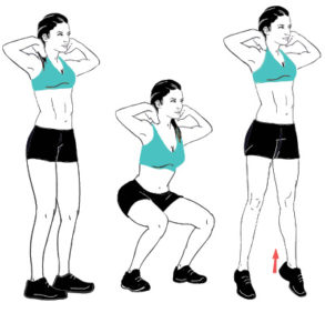 Tone every inch - total body workout