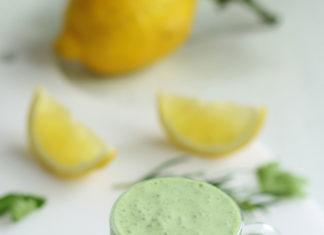 Creamy Vegetarian Green Goddess Dressing Recipe