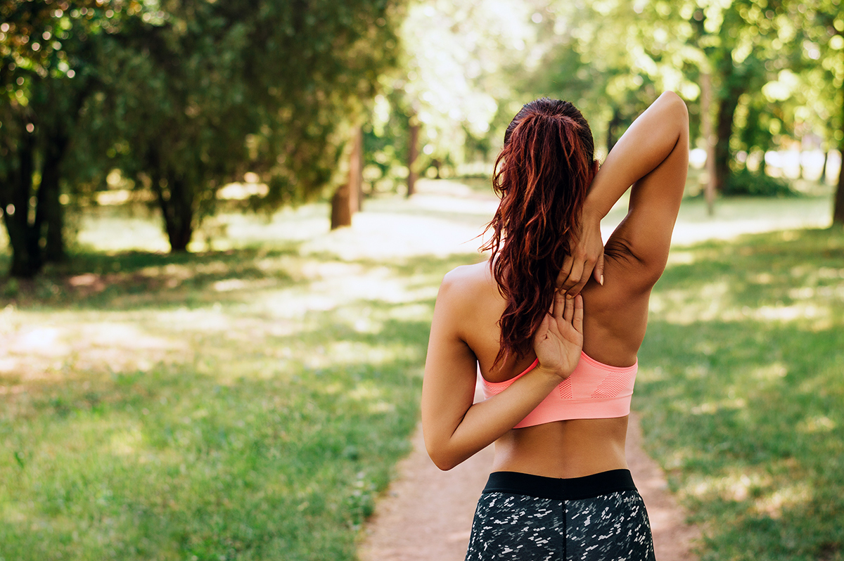 How to Warm-Up, Cool-Down, and Stretch for Running ...